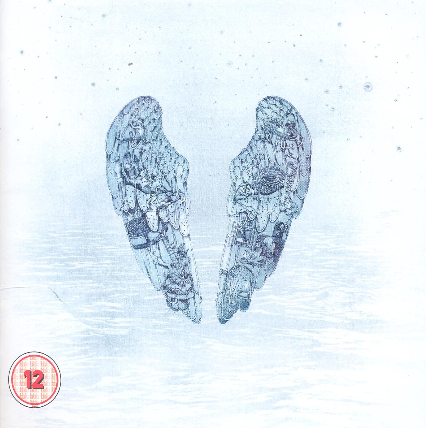 CD : Coldplay - Ghost Stories: Live 2014 (+DVD 2 Disc)
