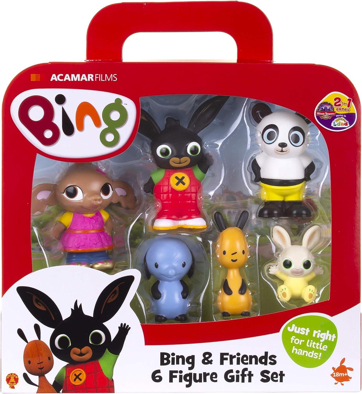 Bing 3519 & Friends 6 - Figura de Regalo, Juego