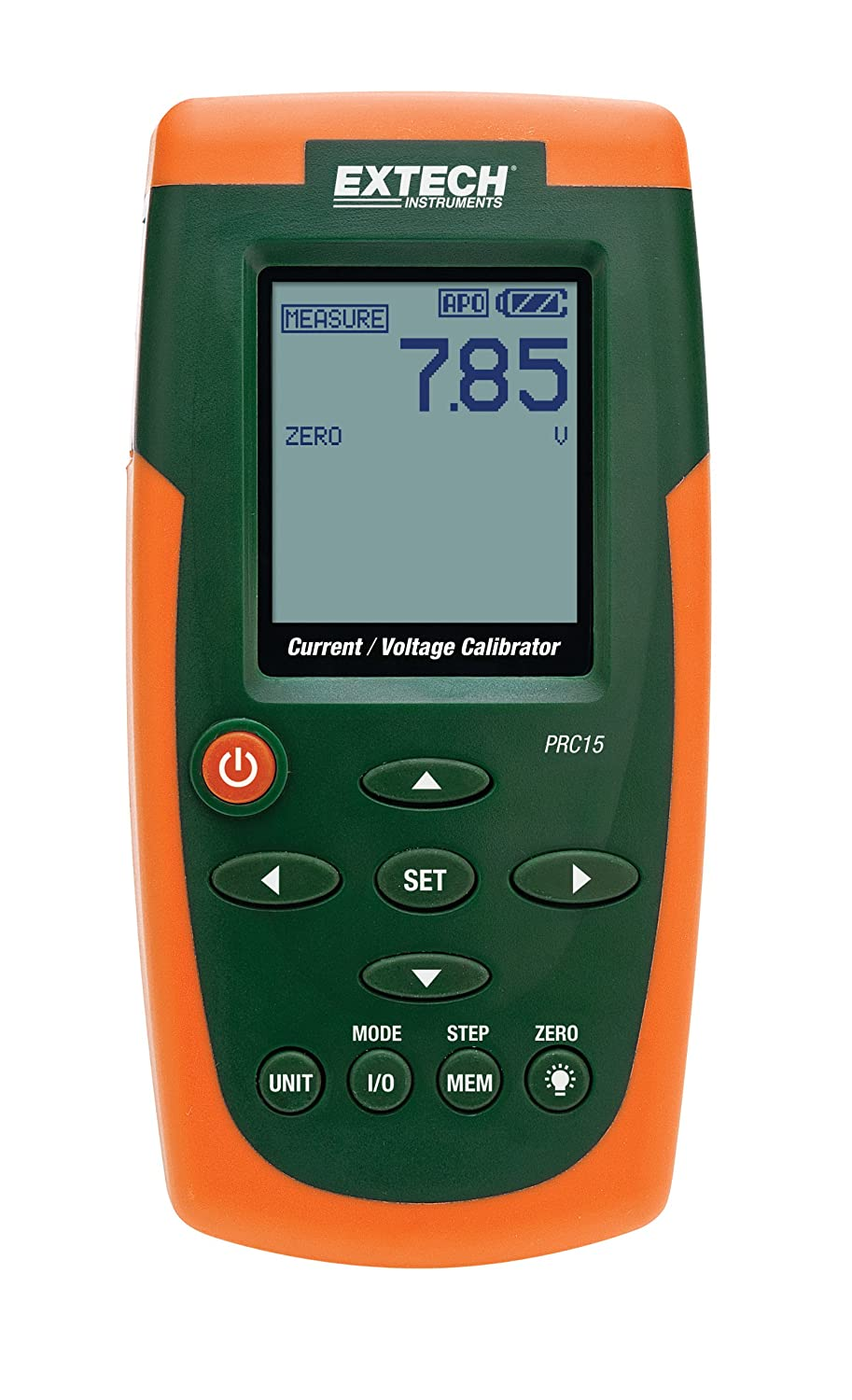 Extech PRC15 Current and Voltage Calibrator and Meter