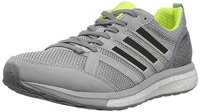 Mens ADIDAS Sneakers ADIZERO TEMPO 9 M Running Shoes Grey NEW