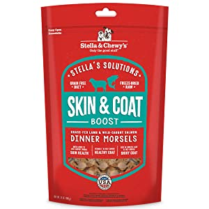 Stella & Chewy's Stella's SolutionsSkin & Coat Boost Dinner Morsels Dog Food