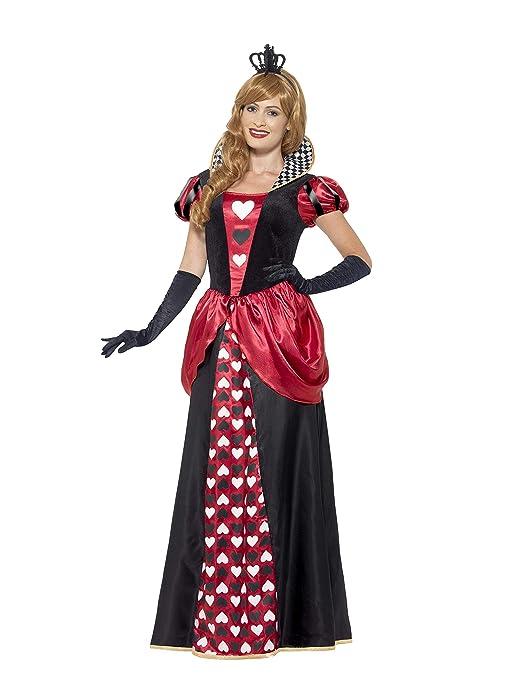 b63b7946cdbce Smiffy s Smiffys-45489S Disfraz de Reina roja