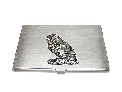 Amazon sitting owl bird business card holder jewelry sitting owl bird business card holder colourmoves