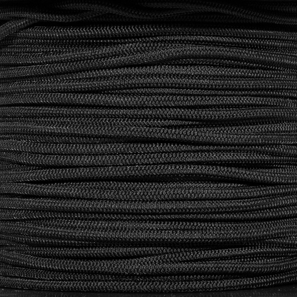 1//2 3//8 Various Lengths 3//16 PARACORD PLANET Black Diamond Weave Shock Cord and 3//4-inch Diameters Available in 1//8 1//4