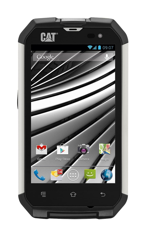 CAT CATB15-SI - Smartphone libre Android (pantalla táctil de 4