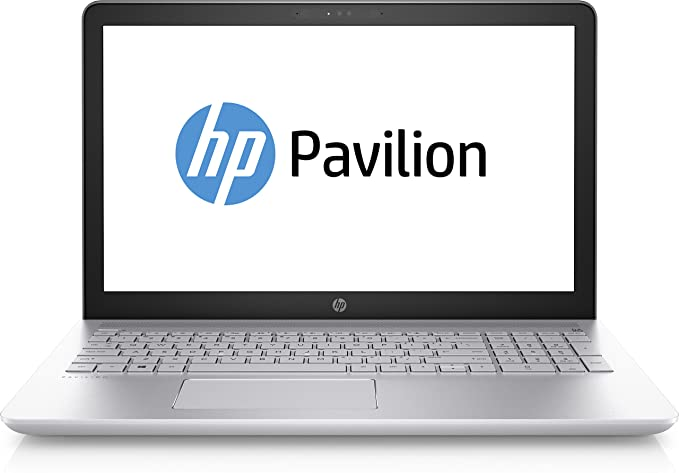 HP Pavilion-15-cc134Tx 2017 15.6-inch Laptop (Core i7/8GB/2TB/Windows 10 home/4GB Graphics), Silver Laptops at amazon