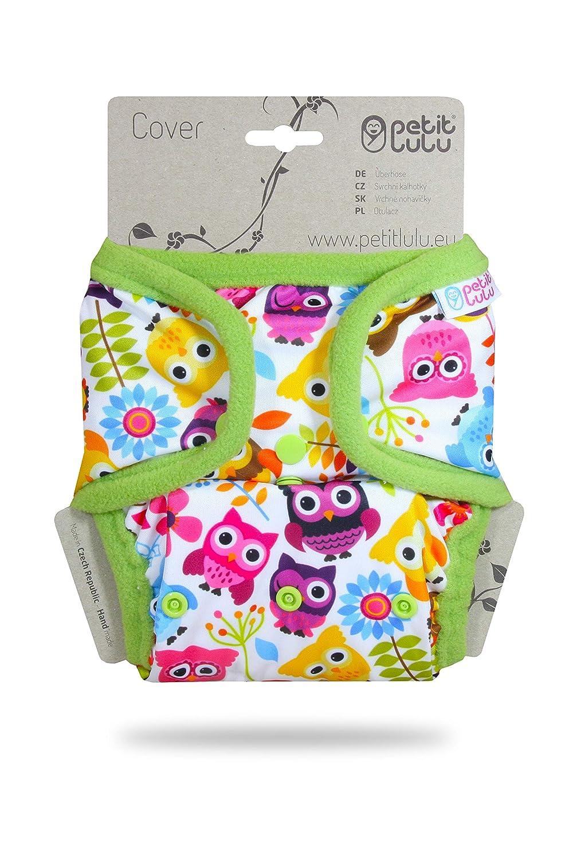 4//–/15/kg para pa/ñales de tela impresi/ón Botones Petit Lulu One Size cubrepa/ñales