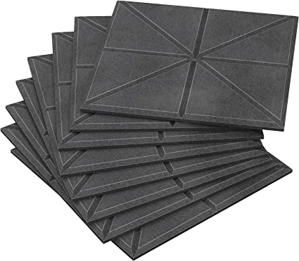 Decorative Sound Absorbing Wall Panels from images-na.ssl-images-amazon.com