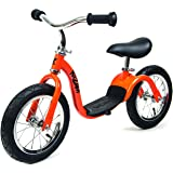 Kazam Step Through Balance Bike Scooter for 2-5 Years, Orange