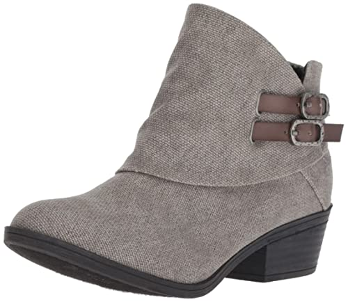 acaf1925658 Blowfish Women s Sistee Ankle-High Fabric Boot  Amazon.co.uk  Shoes ...