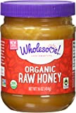 Wholesome Sweeteners Organic Fair Trade Honey, 16 Ounce