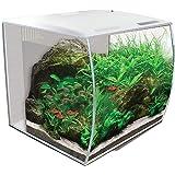 HG Fluval Flex Aquarium Wht 34L, 9gal