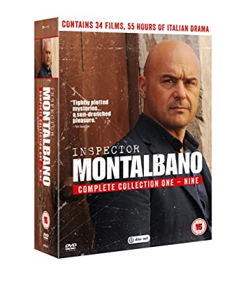 Inspector Montalbano: Complete 1-9