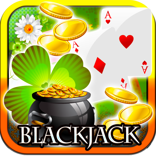 Lucky Irish Jackpot Blackjack 21 Free Cards Game Pride Pot Of Gold Offline Blackjack Party Dealer Best Casino Apps Classic Original Download Free Casino App Play Offline Without Internet Needed Or Wifi Required  Best Video Blackjack Game New 2015