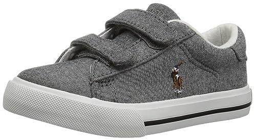 Ii Ralph Easton Kids' Lauren Ez Sneaker Girl's Polo OukZPXiT