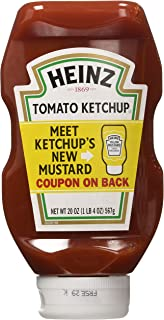 product image for HEINZ KETCHUP TOMATO STAY CLEAN CAP 20 OZ