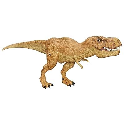 Jurassic World Chomping Tyrannosaurus Rex Figure: Toys & Games
