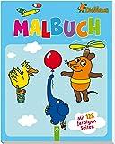 Die Maus - Malbuch: Mit 128 farbigen Seiten
