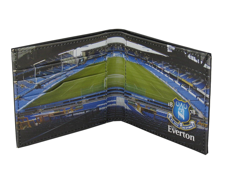 Everton Football Club Stadium Wallet G434 Everton Fc