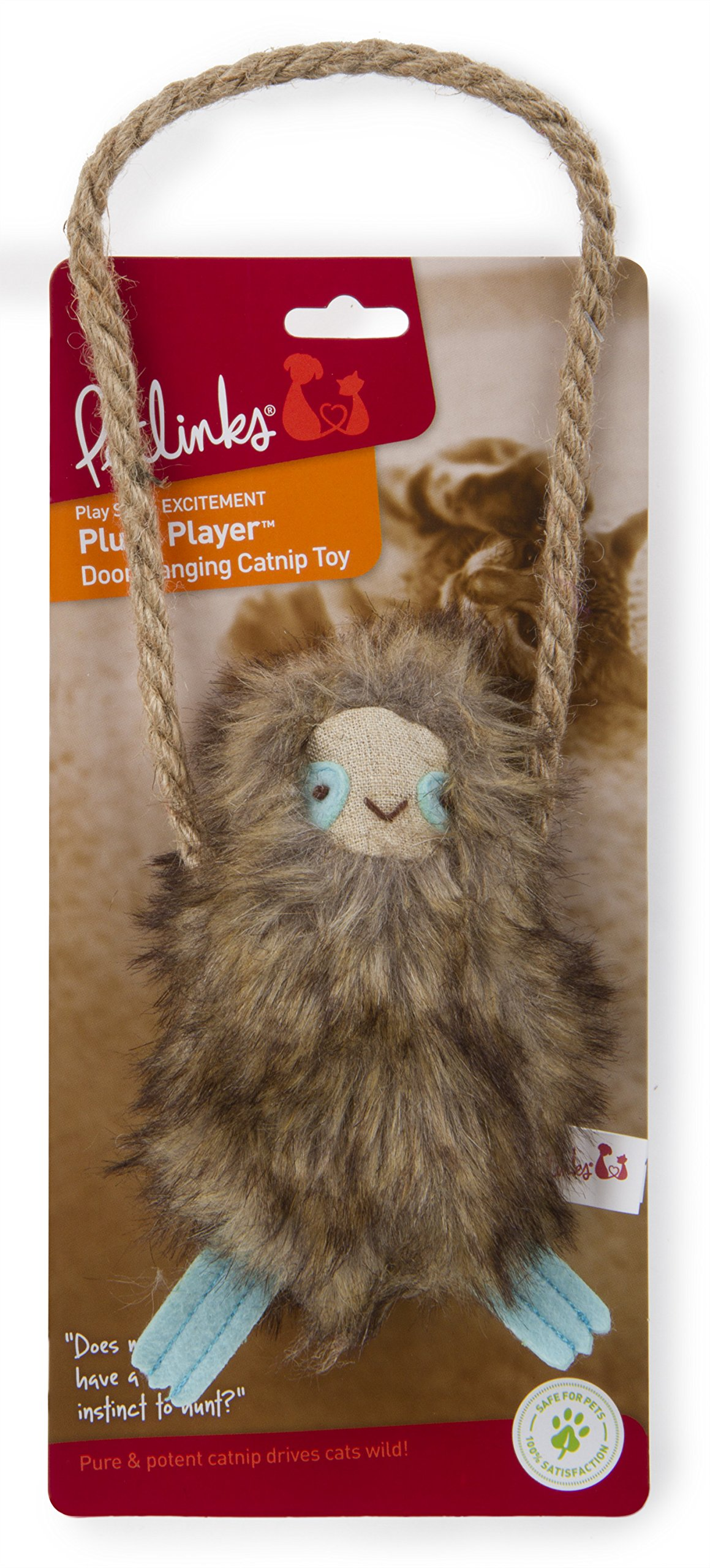 Petlinks Cat Toys with Feathers