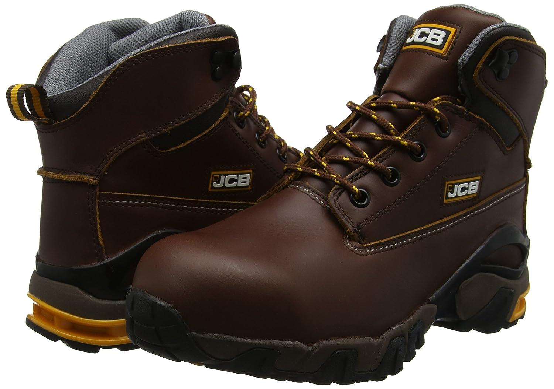 JCB 4x4 T - Botas Chukka de Cuero Hombre: Amazon.es ...