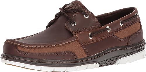 Tarpon Ultralite Boat Shoe Dark Brown