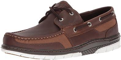 Men's Sperry, Tarpon Ultralite 2 Eye Boat Shoes Brown ...