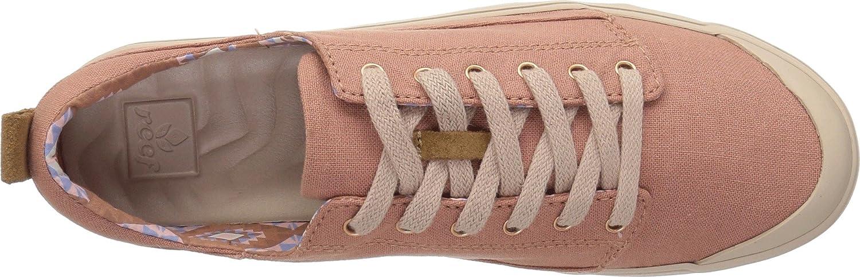 Reef Women's Girls Walled Low Fashion Sneaker B077V5G9X7 8 B(M) US Clay