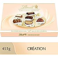 Lindt Création Dessert Boîte de Chocolats - 451 g