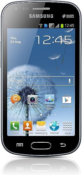 Samsung Galaxy S Duos (S7562) - Smartphone libre Android (pantalla ...