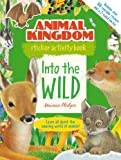 Animal Kingdom Sticker Activity Book: Into the Wild
