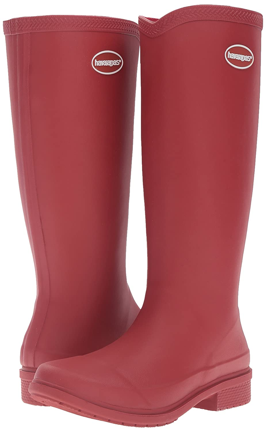 Havaianas Women's Galochas Hi Matte Rainboot Rain Boot B01H6RGDX2 40 BR/10 M US|Ruby Red
