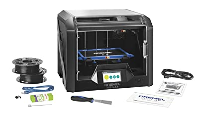 Dremel DigiLab 3D45 Award Winning 3D Printer w/Filament