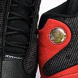 "Nike Mens Air Jordan Retro 13""Bred Black/Varsity"