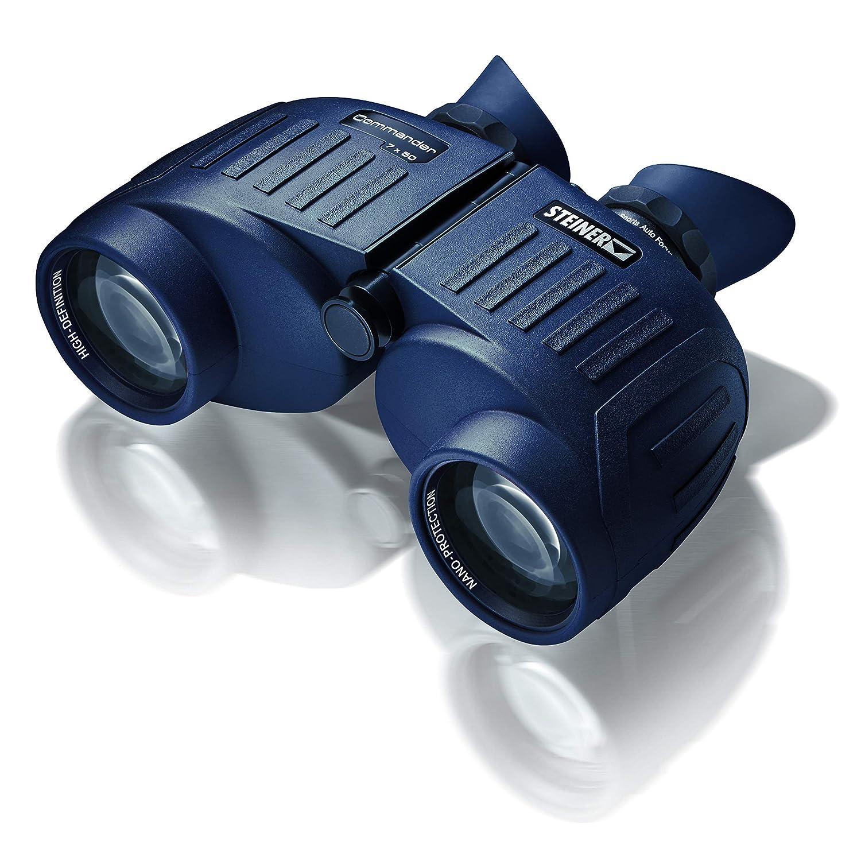 STEINER COMMANDER 7X50 BINOCULARS WITHOUT COMPASS