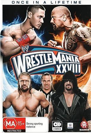 Wrestlemania 28 invincible mp3 download.