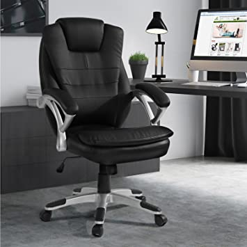 Miadomodo BDS17 Office Chair w Adjustable Seat Height Amazonco