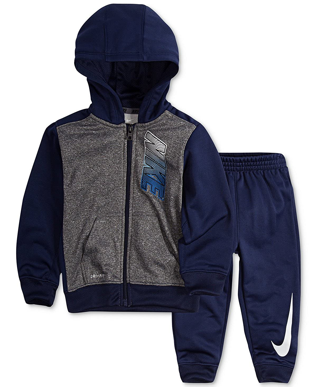 87c9f6e60 Top6: Nike Baby Boys` Therma-Fit Hoodie & Jogging Pants 2 Piece Set