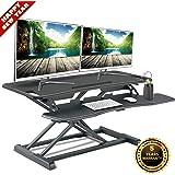 Amazon Com Ergotron Workfit S 33 341 200 Dual Sit Stand