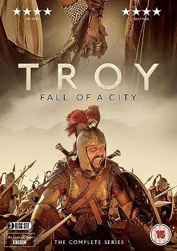 Troy: Fall of a City [DVD]: Amazon co uk: David Threlfall