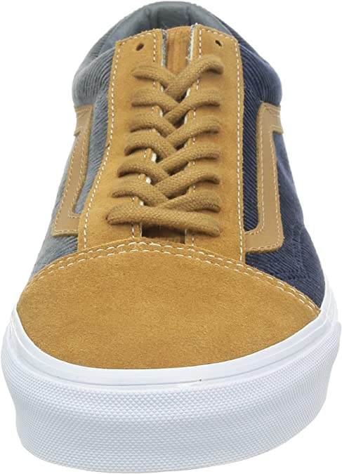 Vans Old Skool Reissue CA Corduroy Mixup mixte adulte, cuir, sneaker low