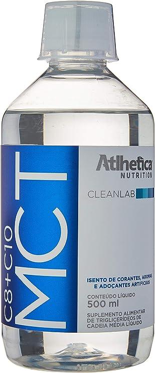 MCT 3 Glicerilm - 500ml - Atlhetica Nutrition, Athletica Nutrition