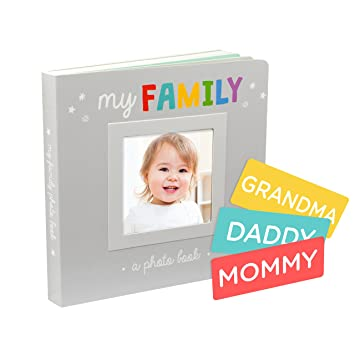 family photo book for babies