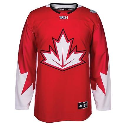 Amazon.com   adidas World Cup of Hockey 2016 Premier Jersey (237A ... 5633e97d7
