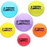 Precision Impact PlyoBombs: Plyo Balls Weighted Baseball Set for Throwing/Pitching Training (Set)