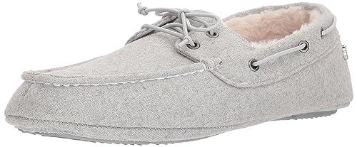 Steve Madden Hombres Mocasín, Grey, Talla 8: Amazon.es: Zapatos y complementos