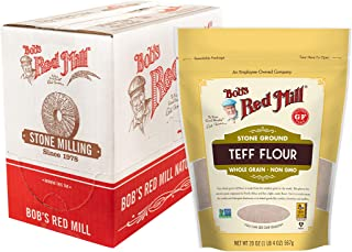 product image for Bob's Red Mill Teff Flour, 20 Ounce (Pack of 4)