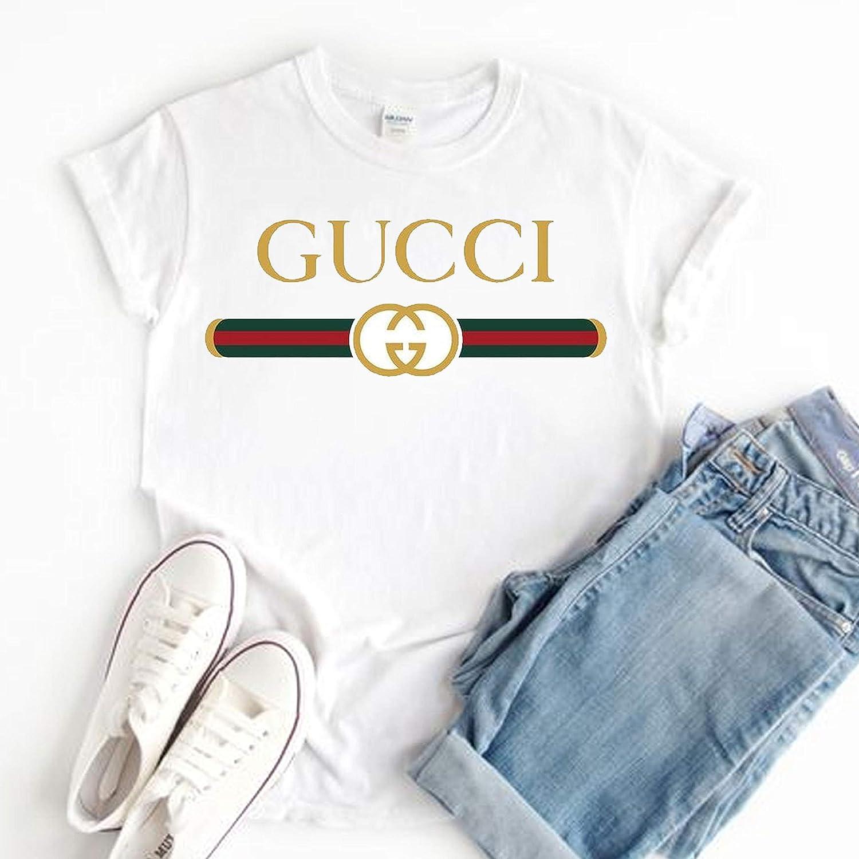 Gucci Shirt Gucci Tshirt Gucci Shirt T Shirt For Gucci Belt Logo Shirt Luxury Shirt S S S Street 50