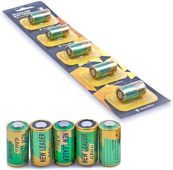 1PC 4LR44 6V Battery for Dog Training Barking Control Shock Collar Toys BEST LM
