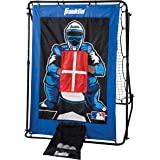 Franklin Sports 2719X Pitch Back Baseball Rebounder and Pitching Target - 2 in 1 Return Trainer and Catcher Target…